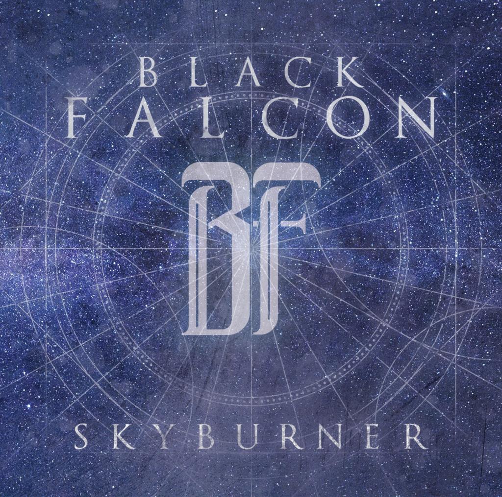 Black Falcon Skyburner Album Cover